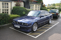 ALPINA B10 Bi Turbo number 463 - Click Here for more Photos