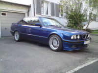 ALPINA B10 Bi Turbo number 473 - Click Here for more Photos