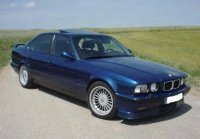ALPINA B10 Bi Turbo number 500 - Click Here for more Photos