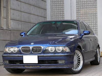 ALPINA B10 V8 number 1 - Click Here for more Photos