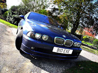 ALPINA B10 V8 number 1001 - Click Here for more Photos