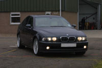 ALPINA B10 V8 number 1003 - Click Here for more Photos