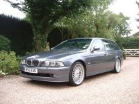 ALPINA B10 V8 number 1012 - Click Here for more Photos
