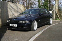 ALPINA B10 V8 number 1044 - Click Here for more Photos