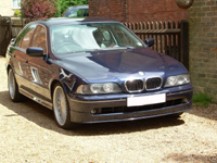ALPINA B10 V8 number 1049 - Click Here for more Photos