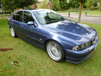 ALPINA B10 V8 number 1069 - Click Here for more Photos