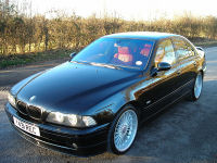 ALPINA B10 V8 number 1081 - Click Here for more Photos