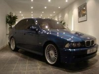 ALPINA B10 V8 number 1085 - Click Here for more Photos