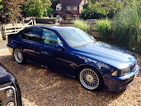 ALPINA B10 V8 number 1086 - Click Here for more Photos