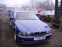 ALPINA B10 V8 number 1116 - Click Here for more Photos