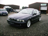 ALPINA B10 V8 number 1138 - Click Here for more Photos