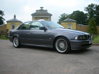 ALPINA B10 V8 number 1147 - Click Here for more Photos