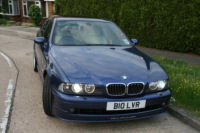 ALPINA B10 V8 number 1157 - Click Here for more Photos