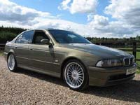 ALPINA B10 V8 number 1165 - Click Here for more Photos