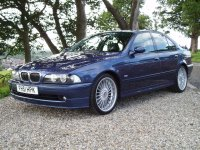 ALPINA B10 V8 number 1174 - Click Here for more Photos
