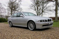 ALPINA B10 V8 number 1204 - Click Here for more Photos