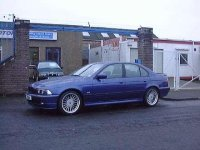ALPINA B10 V8 number 125 - Click Here for more Photos