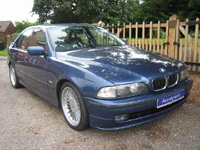 ALPINA B10 V8 number 126 - Click Here for more Photos