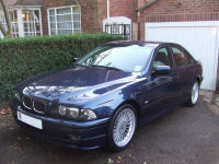 ALPINA B10 V8 number 127 - Click Here for more Photos
