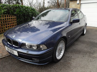 ALPINA B10 V8 number 134 - Click Here for more Photos