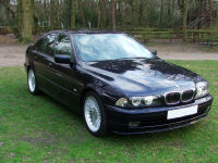 ALPINA B10 V8 number 165 - Click Here for more Photos