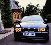 ALPINA B10 V8 number 176 - Click Here for more Photos