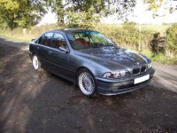 ALPINA B10 V8 number 185 - Click Here for more Photos