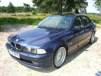 ALPINA B10 V8 number 204 - Click Here for more Photos