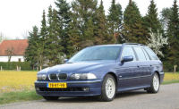 ALPINA B10 V8 number 22 - Click Here for more Photos