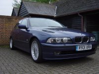 ALPINA B10 V8 number 270 - Click Here for more Photos