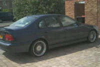 ALPINA B10 V8 number 286 - Click Here for more Photos