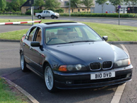 ALPINA B10 V8 number 299 - Click Here for more Photos