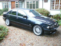 ALPINA B10 V8 number 309 - Click Here for more Photos