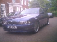 ALPINA B10 V8 number 31 - Click Here for more Photos