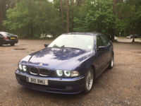 ALPINA B10 V8 number 316 - Click Here for more Photos