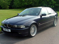 ALPINA B10 V8 number 349 - Click Here for more Photos