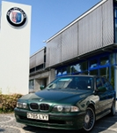 ALPINA B10 V8 number 36 - Click Here for more Photos