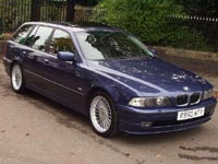 ALPINA B10 V8 number 37 - Click Here for more Photos