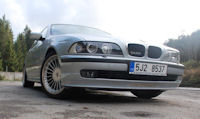 ALPINA B10 V8 number 370 - Click Here for more Photos