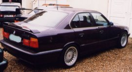ALPINA B10 4.6 number 4 - Click Here for more Photos