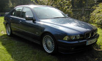 ALPINA B10 V8 number 418 - Click Here for more Photos