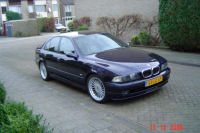 ALPINA B10 V8 number 450 - Click Here for more Photos