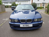 ALPINA B10 V8 number 464 - Click Here for more Photos