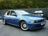 ALPINA B10 V8 number 503 - Click Here for more Photos