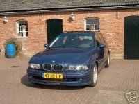 ALPINA B10 V8 number 51 - Click Here for more Photos