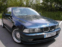 ALPINA B10 V8 number 574 - Click Here for more Photos