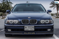 ALPINA B10 V8 number 587 - Click Here for more Photos