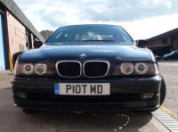 ALPINA B10 V8 number 591 - Click Here for more Photos