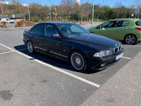 ALPINA B10 V8 number 594 - Click Here for more Photos