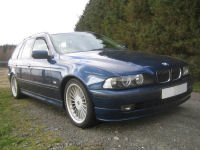 ALPINA B10 V8 number 60 - Click Here for more Photos